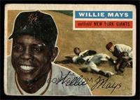 Willie Mays (Gray Back) [FAIR]