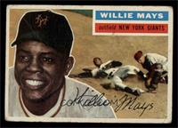 Willie Mays (White Back) [GOOD]