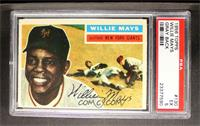 Willie Mays (White Back) [PSA 5]