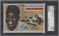 Willie Mays (grey back) [SGC 50]