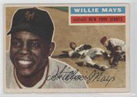 Willie Mays (grey back)