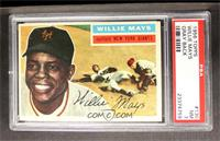 Willie Mays (grey back) [PSA 7]