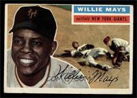 Willie Mays (grey back) [VG EX]