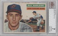 Ray Narleski (grey back) [BVG7]