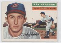 Ray Narleski (grey back)