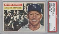 Mickey Mantle (Gray Back) [PSA 1]