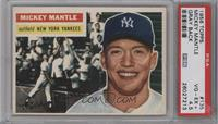 Mickey Mantle (Gray Back) [PSA 4.5]