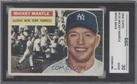 Mickey Mantle (White Back) [SGC 30]