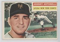 Johnny Antonelli (Gray Back)