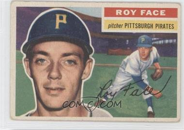 1956 Topps #13WB - Roy Face