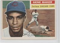 Gene Baker (Gray Back)