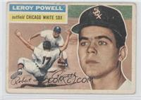 Leroy Powell (Gray Back) [Good to VG‑EX]
