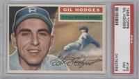 Gil Hodges (Gray Back) [PSA 7]