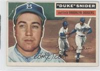 Duke Snider (Gray Back)
