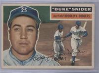 Duke Snider (Gray Back)