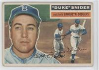 Duke Snider (Gray Back) [Good to VG‑EX]