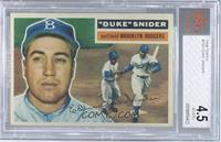 Duke Snider (Gray Back) [BVG 4.5]
