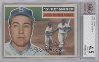 Duke Snider (White Back) [BVG 4.5]