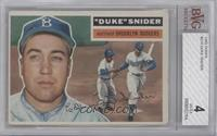 Duke Snider (White Back) [BVG 4]