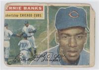 Ernie Banks (White Back) [Poor]