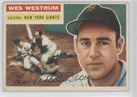 Wes Westrum