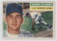 Harmon Killebrew (Gray Back) [Good to VG‑EX]