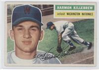 Harmon Killebrew White Back