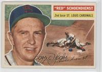 Red Schoendienst (Gray Back)