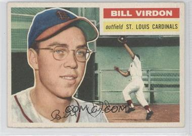 1956 Topps #170 - Bill Virdon