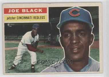 1956 Topps #178.1 - Joe Black (Gray Back)