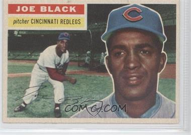 1956 Topps #178.1 - Joe Black (Gray Back)