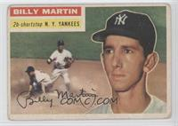 Billy Martin [Good to VG‑EX]