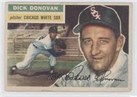 Dick Donovan (White Back) [GoodtoVG‑EX]