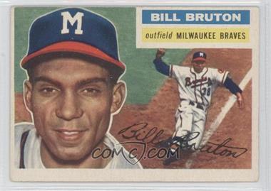 1956 Topps #185 - Bill Bruton