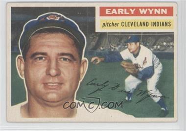 1956 Topps #187 - Early Wynn