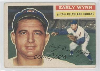 1956 Topps #187 - Early Wynn