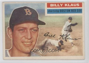 1956 Topps #217 - Billy Klaus