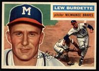 Lew Burdette [NM]