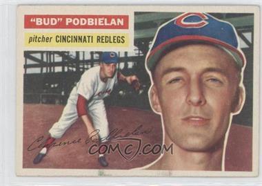 1956 Topps #224 - Clarence Podbielan