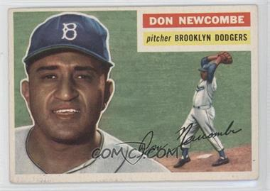 1956 Topps #235 - Don Newcombe