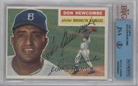 Don Newcombe [BVG/JSA Certified Auto]