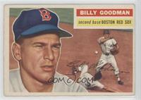 Billy Goodman [Good to VG‑EX]