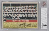 New York Yankees Team [BVG 6]