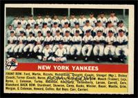New York Yankees Team [EX]