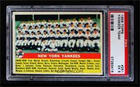 New York Yankees Team [PSA 5]