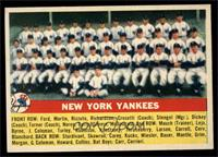 New York Yankees Team [EX MT]