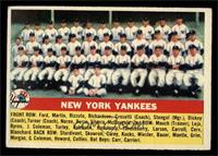 New York Yankees Team [VG EX]