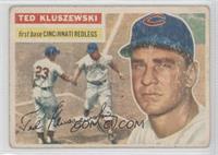 Ted Kluszewski (grey back)
