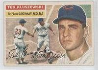 Ted Kluszewski (white back)