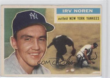 1956 Topps #253 - Irv Noren [GoodtoVG‑EX]
